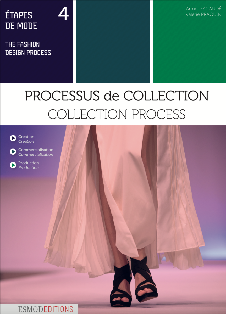 Collection Process Fashion Design Book Esmod Editions Com